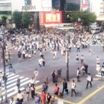 An obligatory stop at Shibuya crossing and I have tohellip