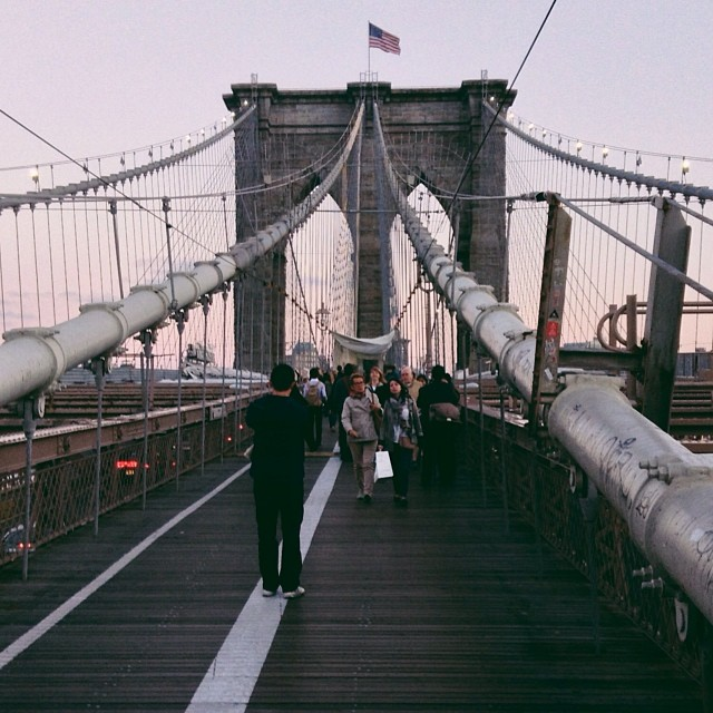 New_york_Instgram_diary_Brooklyn_bridge