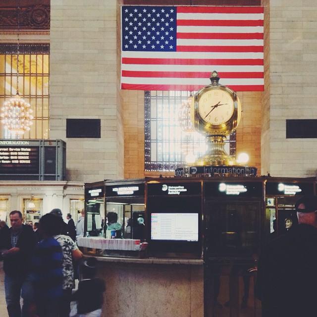 New_york_Instgram_diary_Grand_Central