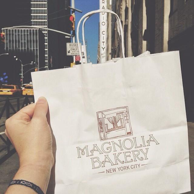New_york_Instgram_diary_Magnolia_bakery_Radio_city