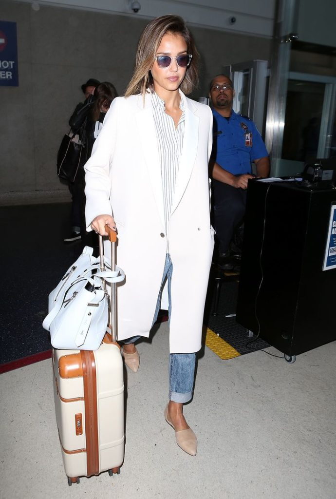 How To Nail Your Airport Outfit
