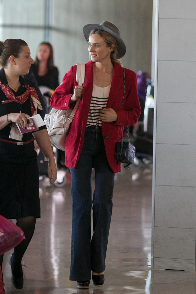 How To Nail Your Airport Outfits