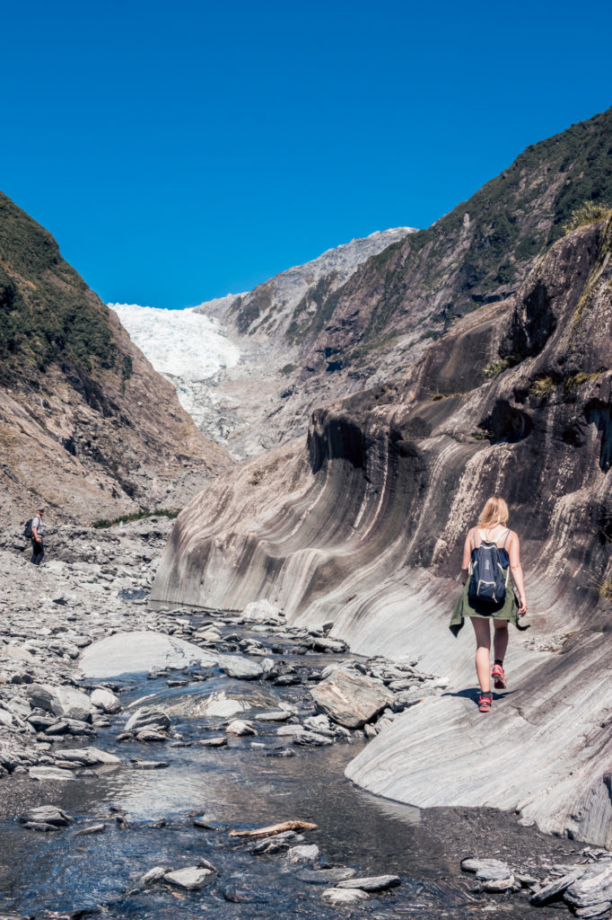 Guide to Franz Josef and Fox Glacier