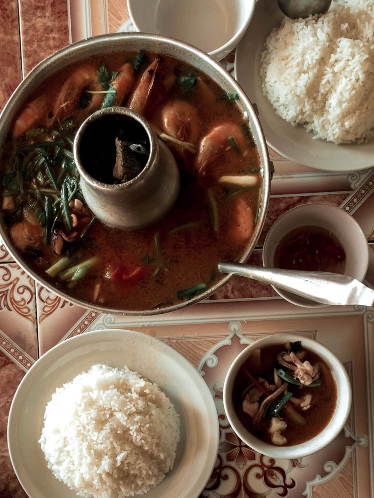 Where to eat in Pakse Laos