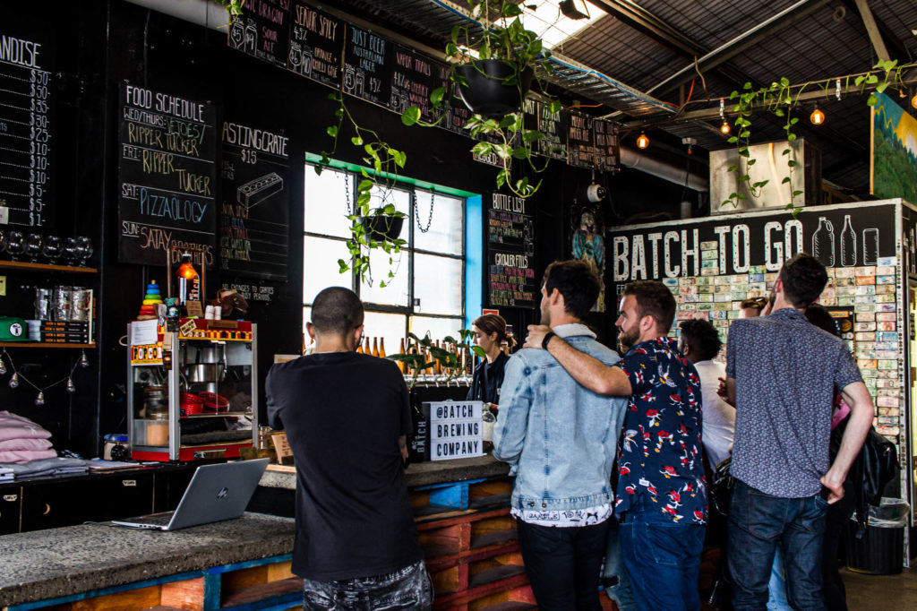 Batch Brewing Co is one of the most popular microbreweries in the inner west of Sydney