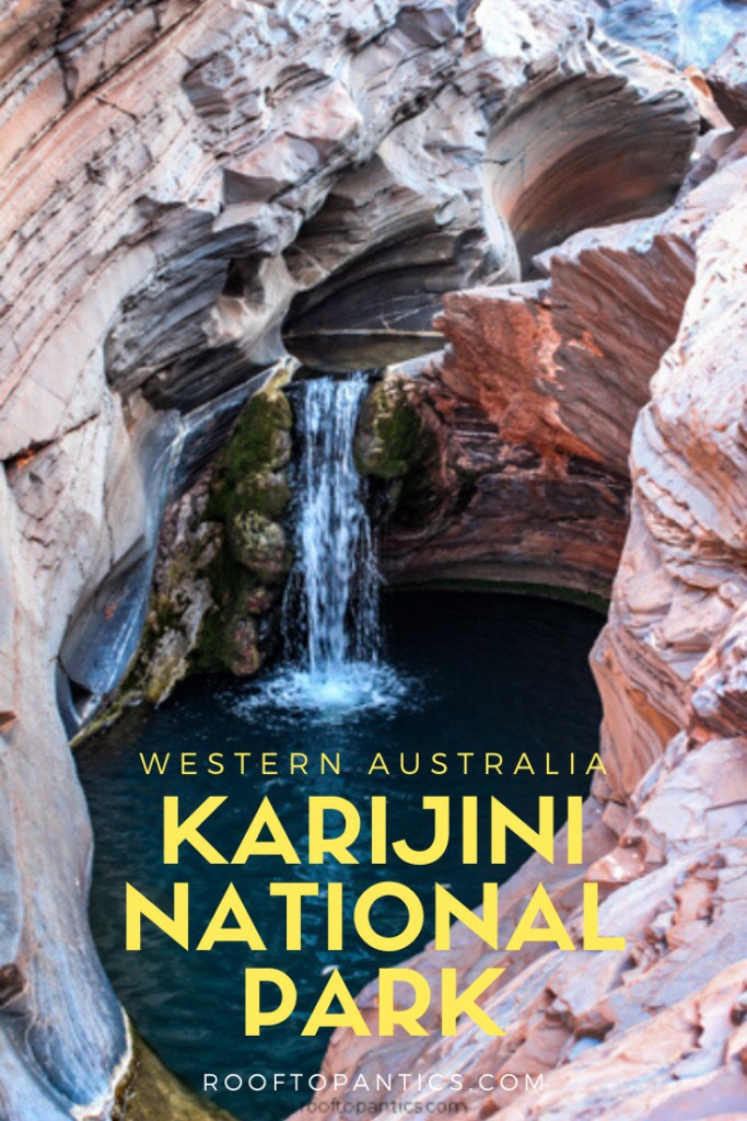 Visit Karijini National Park in Western Australia: Find the best Karijini Gorges, Karijini Camping Spots and hiking trails!